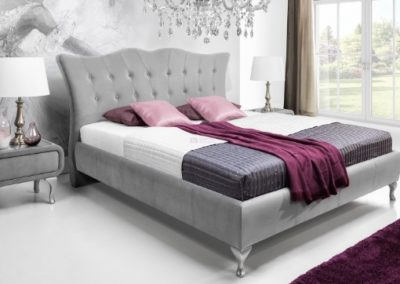 2 NEW ELEGANCE łóżko tapicerowane 11 PRINCESSA