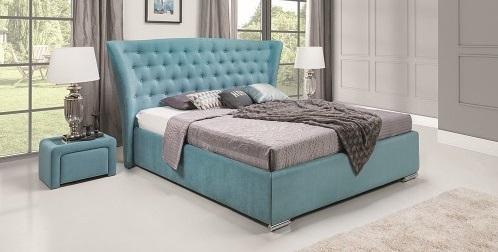 2 NEW ELEGANCE łóżko tapicerowane 14 MINI MAXI B