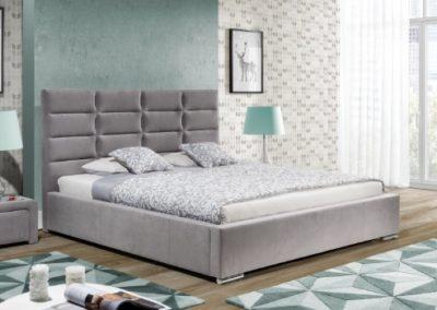 2 NEW ELEGANCE łóżko tapicerowane 14 MINI MAXI C