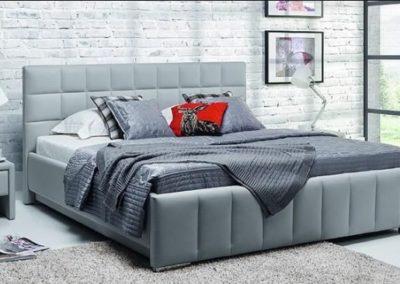 2 NEW ELEGANCE łóżko tapicerowane 4 KALIPSO