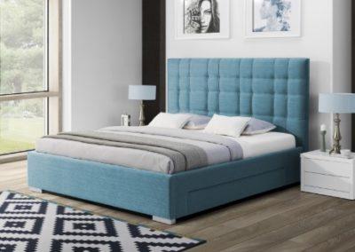 2 NEW ELEGANCE łóżko tapicerowane 5 SUITA