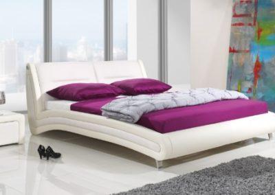 2 NEW ELEGANCE łóżko tapicerowane 8 CALGARY