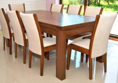 2 POTOCKI MEBLE 1 stół ROT krzesło DELFIN