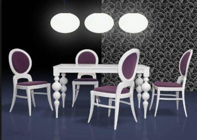 3 MEBLE NOVA 11 stół LAUREL krzesło TIMI