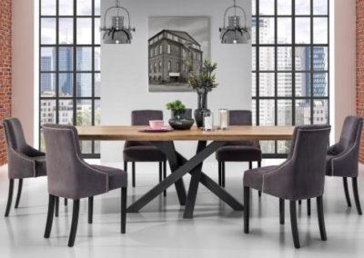 3 MEBLE NOVA 15 stół SENSO krzesło KANU