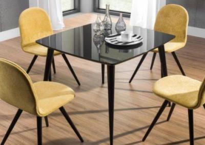 3 MEBLE NOVA 4 stół ESSAI krzesło FOGLIO